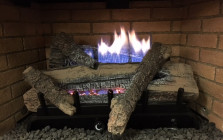 "EMPIRE 24"" WHISKEY RIVER LOG SET"