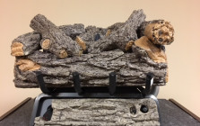 "PETERSON REAL FYRE 16"" VALLEY OAK LOG SET"