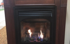 EMPIRE VAIL 24 VENT FREE FIREPLACE
