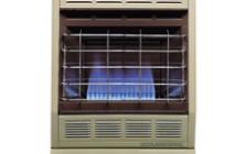 Empire Vent Free Gas Heater 20,000 BTU's