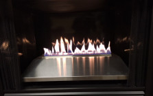 "EMPIRE 24"" LOFT BURNER SERIES WITH STAINLESS STEEL TOP"